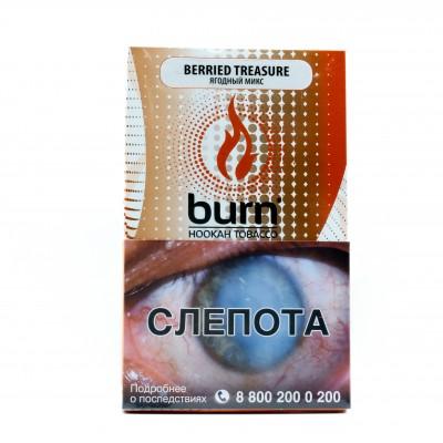 Табак Burn Berried Treasure (Берн Ягодный Микс)  100г
