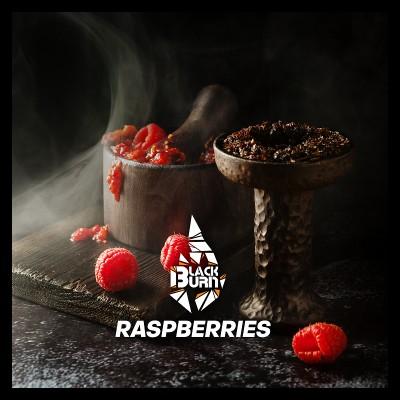 Табак Black Burn Raspberries Малина 100г