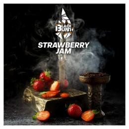 Табак Burn Strawberry Jam Клубничное варенье 100г