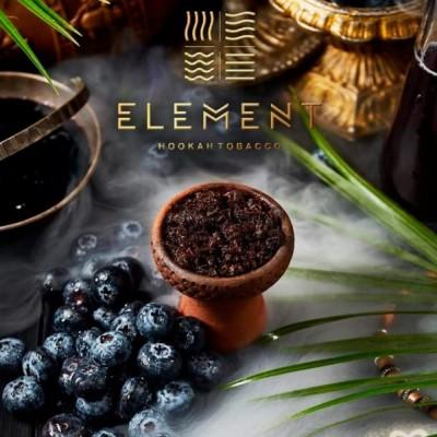 Табак Element Water Blueberry 100г