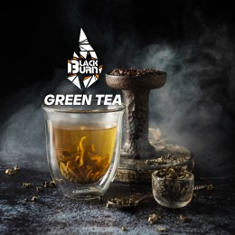 Табак Black Burn Green Tea Зеленый чай 100г