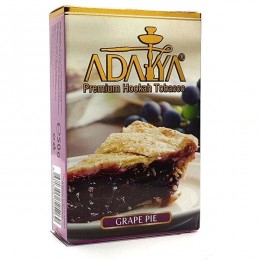Табак для кальяна ADALYA Grape Pie 50 гр