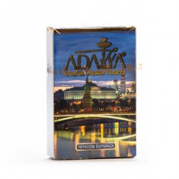 Табак для кальяна ADALYA Moscow Evening 50 гр