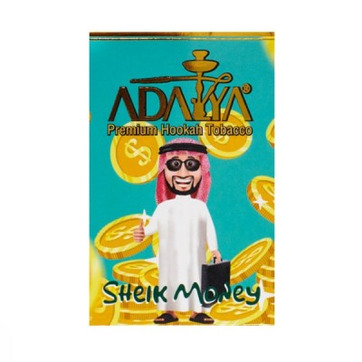Табак для кальяна ADALYA Sheik Money 50г