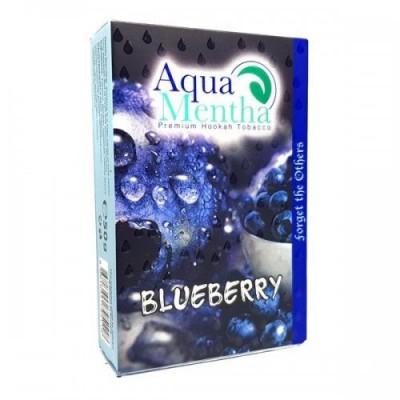 Табак для кальяна Aqua Mentha Aqua Blueberry 50г
