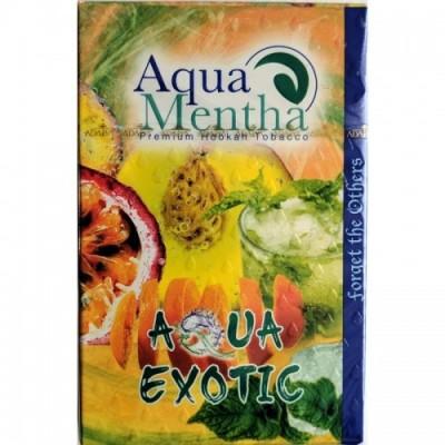 Табак для кальяна Aqua Mentha Aqua Exotic 50г