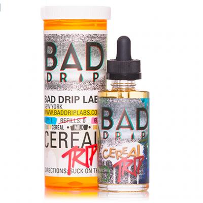 Жидкость Bad Drip Cereal Trip / Бэд дрип сириал трип