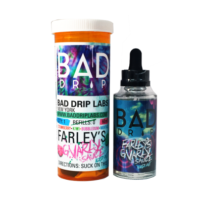 Жидкость для электронных сигарет Америка Bad Drip
