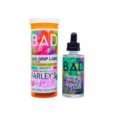 Жидкость Bad drip Farley's 60мл 3мг