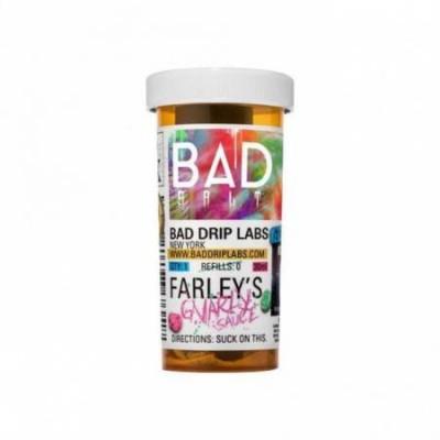 Жидкость Bad Drip Salt Farle's Gnarly 30мл 45мг