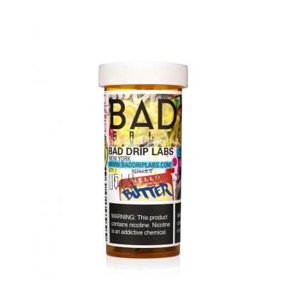 Жидкость Bad Drip Salt Ugly Butter 30мл 45мг