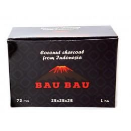 Уголь BAU BAU 72шт (25*25)