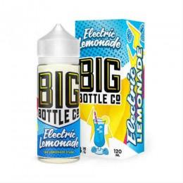 Жидкость BIG BOTTLE Electric Lemonade (Биг Баттл Лимонад Ежевика) 120мл 3мг