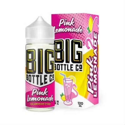 Жидкость BIG BOTTLE Pink Lemonade / Биг Батл Розовый лимонад