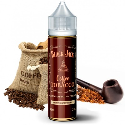 Жидкость Black Jack Coffee Tobacco 60мл 6мг