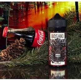 Жидкость BOSHKI Черные (Бошки Кока-Кола Хвоя) 100мл 3мг