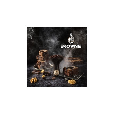 Табак Black Burn Brownie Шоколадный десерт 100г