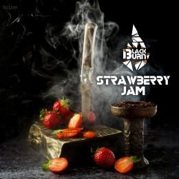 Табак Black Burn Strawberry Jam Клубничное Варенье 100г