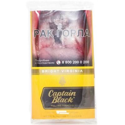 Сигаретный табак Captain Black Bright Virginia  30г