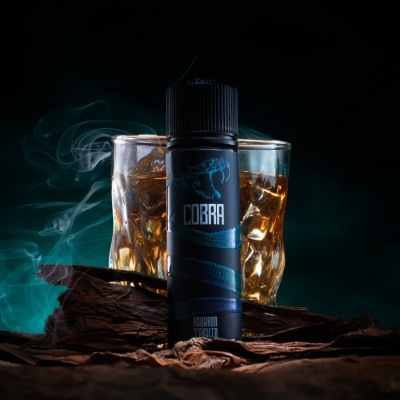 Жидкость Cobra Bourbon Tobacco 60мл 6мг / Кобра Бурбон Табако