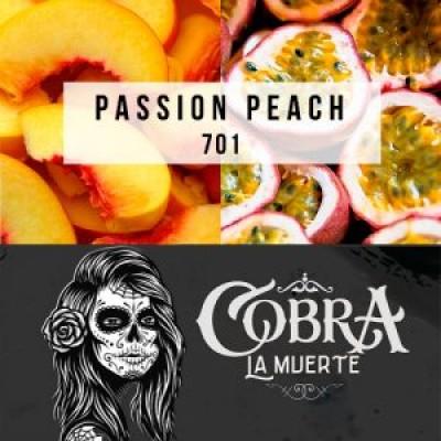 Табак Cobra La Muerte Passion Peach 40g