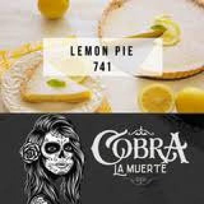 Табак Cobra La Muerte Lemon Pie (Лимонный Пирог) 40g