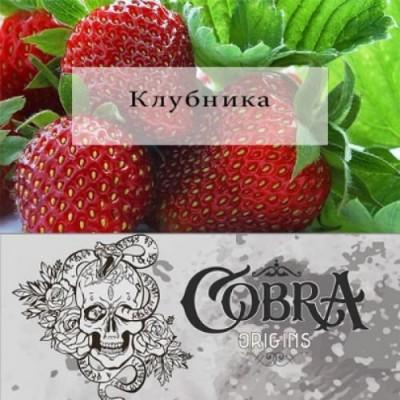 Табак Cobra Original Strawberry 50g