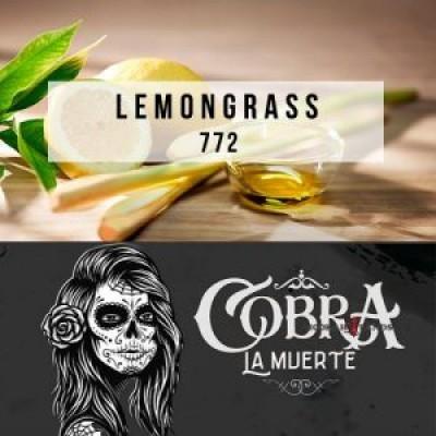 Табак Cobra La Muerte Lemongrass (Лемонграсс) 40g