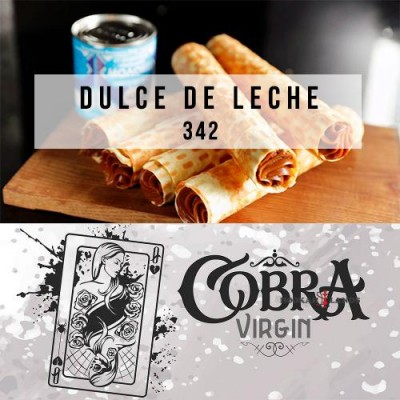 Табак Cobra Virgin Dulche De Leche 50g