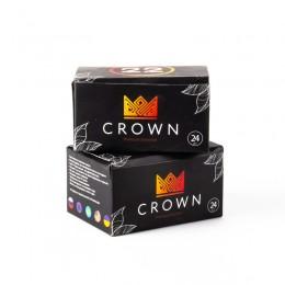 Уголь Crown 24шт (22*22мм)