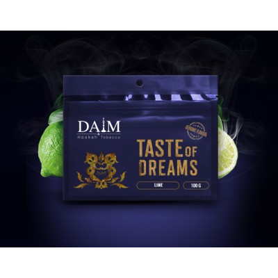 Табак Daim Genune Flavor Lime 100г