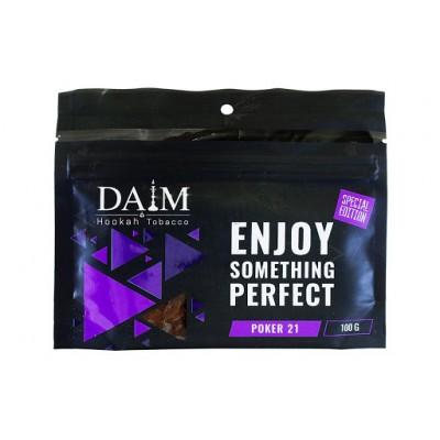 Табак Daim Special Edition Poker 21 100г