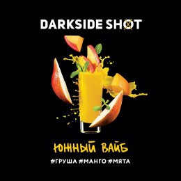 Табак Darkside Shot Южный Вайб (Груша, Манго, Мята) 30г
