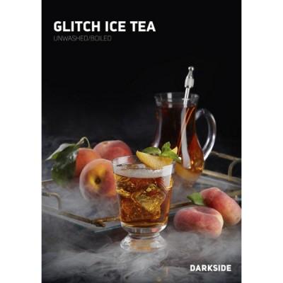 Табак для кальяна DARKSIDE Glitch Ice Tea Rare/Дарксайд персиковый чай/крепость рар/рейр