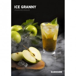 Табак для кальяна DARKSIDE Ice Granny medium 100 г