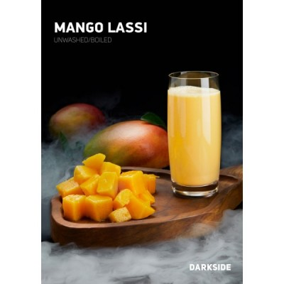 Табак для кальяна DARKSIDE Mango Lassi/Дарксайд Манго ласси