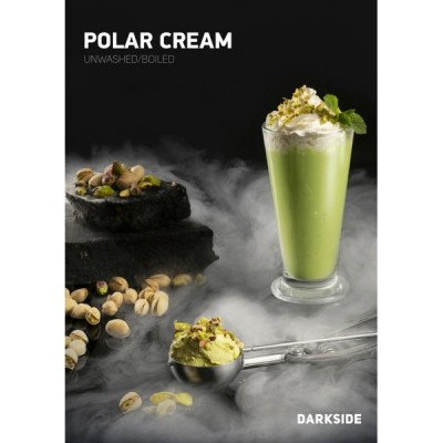 Табак для кальяна DARKSIDE Polar Cream /Дарксайд Полар Крим / Фисташковое мороженое