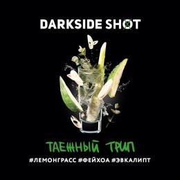 Табак Darkside Shot Таежный Трип (Лемограсс, Фейхоа, Эвкалипт) 30г