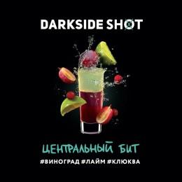 Табак Darkside Shot Центральный Бит (Виноград, Лайм, Клюква) 30г