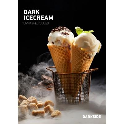 Табак для кальяна DARKSIDE Dark Ice Cream/Дарксайд Шоколадное мороженое/Дарк Айс Крим