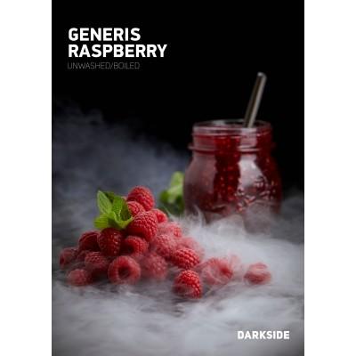 Табак для кальяна DARKSIDE Generis Raspberry medium 100 г Дарксайд расберри малина