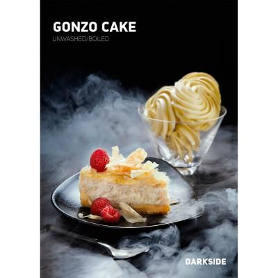 Табак для кальяна DARKSIDE Gonzo Cake medium  Дарксайд лимонный пирог