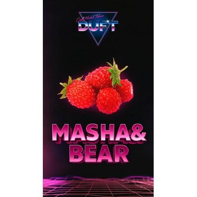 Табак для кальяна Duft Masha & Bear (Дафт Маша и Медведь) 100г