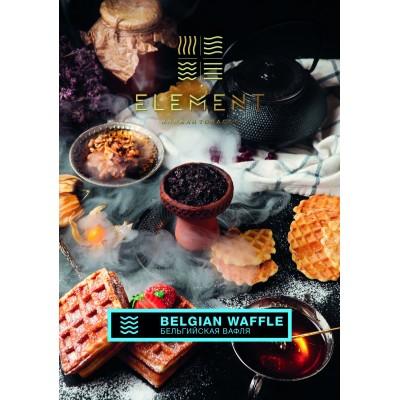 Табак Element Water Belgian Waffle 100г