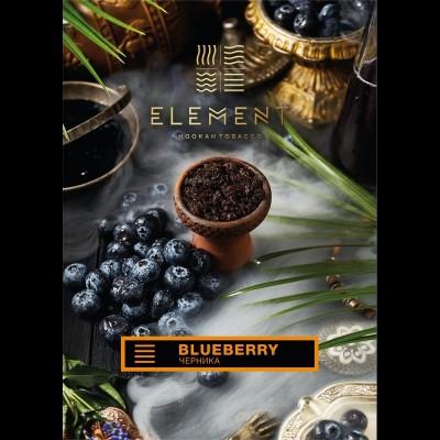 Табак Element Earth Blueberry 100г