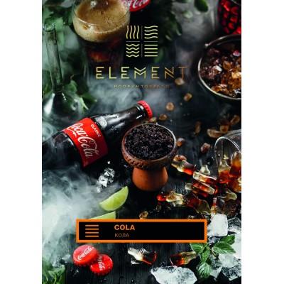 Табак Element Earth Cola 100г