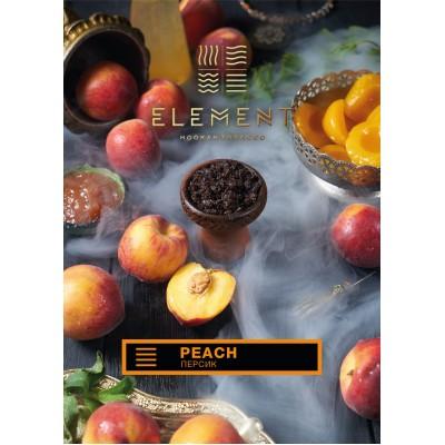 Табак Element Earth Peach 100г