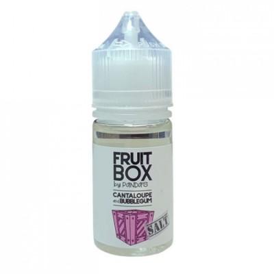 Жидкость Fruitbox Salt Cantaloupe and Bubblegum 30мл 24