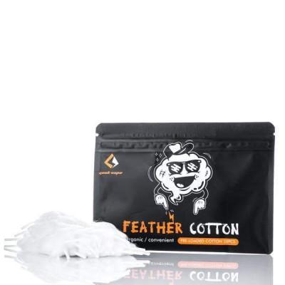 Вата Geek Vape Feather Cotton Organic/Convinent