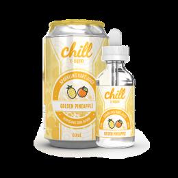 Жидкость Chill Golden Pineapple 60мл 3мг